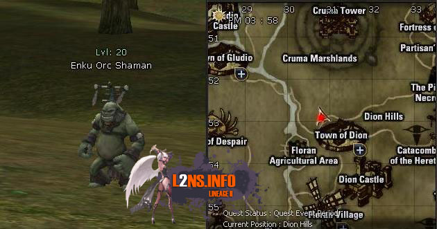 20 Enku Orc Shaman