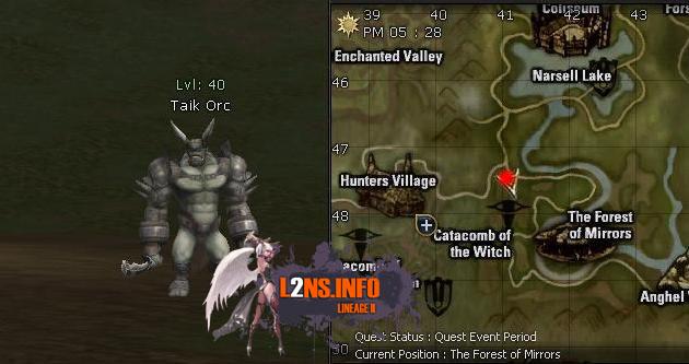 40 Taik Orc