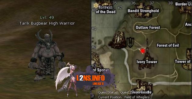 49 Tarlk Bugbear High Warrior