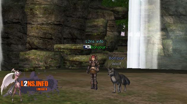 la2 квест на волка