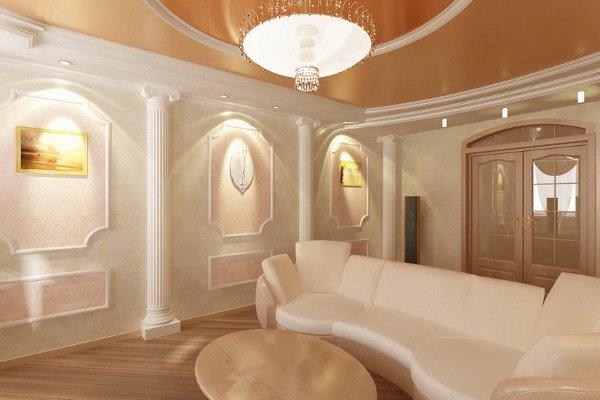 Чем хороши декоративные элементы из полиуретана?