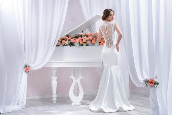 Тенденции свадебной моды 2016