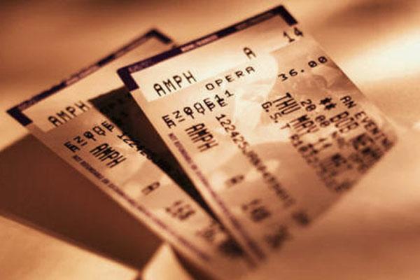 На какие места лучше брать билеты в театр