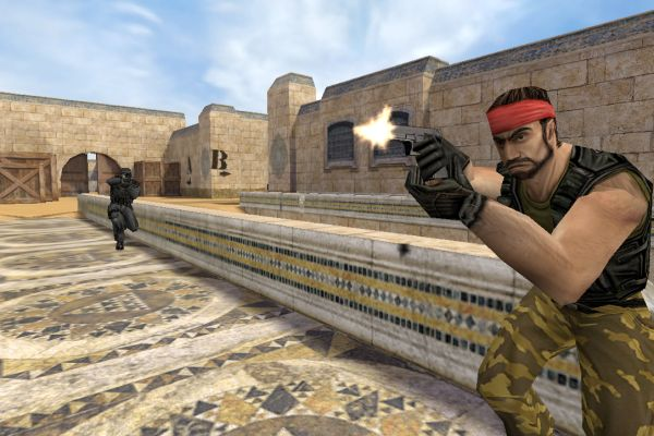 Всё об игре Counter-Strike 1.6