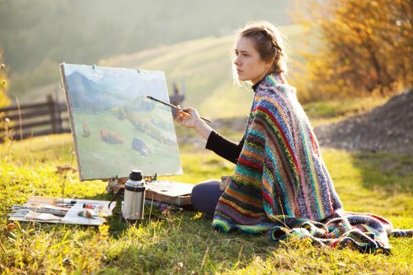 Советы начинающему художнику