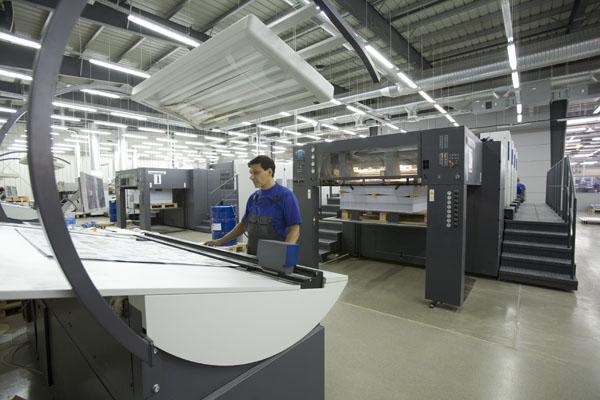 Чем удобна офсетная печать пластиковых карт?