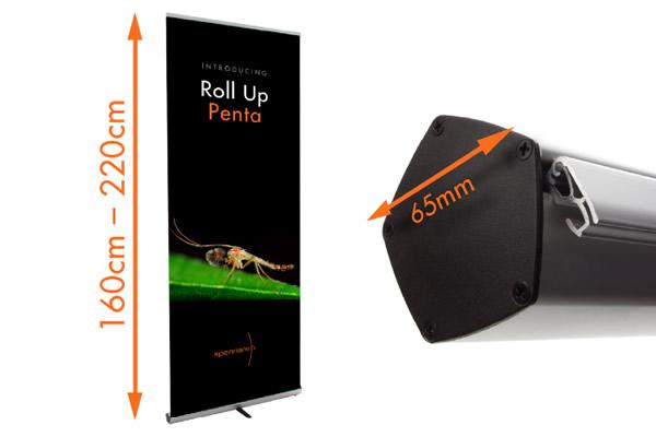 Стенды roll up: изучаем возможности и технические особенности