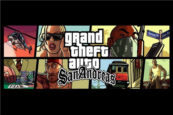 Особенности игры Grand Theft Auto: San Andreas