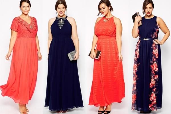 Как подобрать платье для полной женщины?