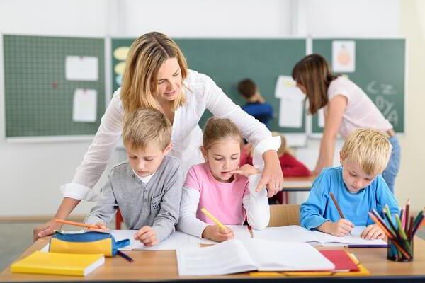 Подготовка к школе в детском саду