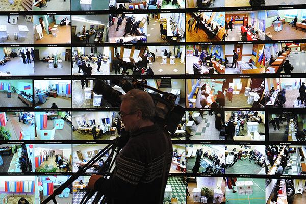 Веб камеры Москвы