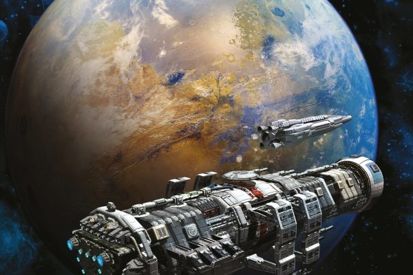 Все о мире космической фантастики