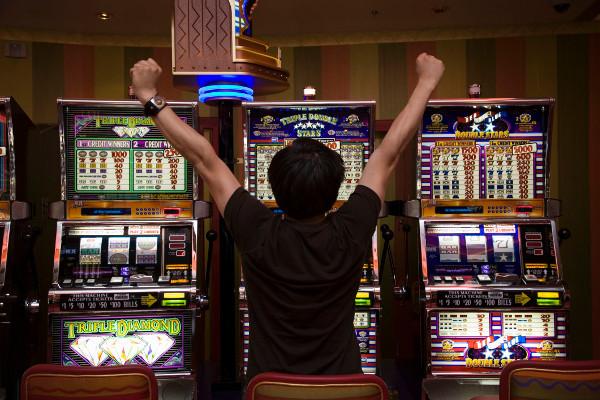 Новые игровые автоматы от Novomatic в казино Вулкан