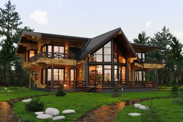 Качественные проекты домов