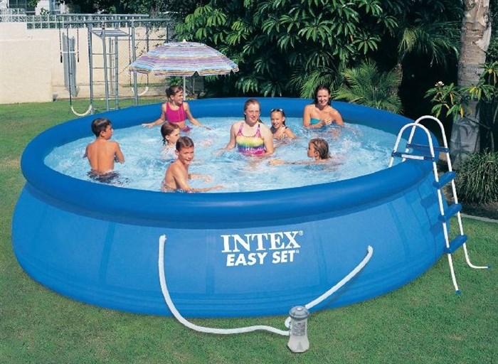 Надувной бассейн и его особенности